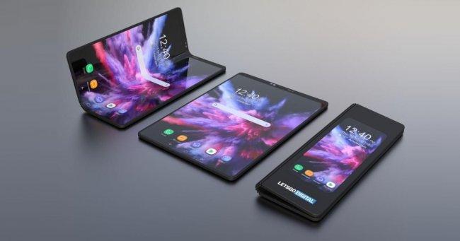 Цена Samsung Galaxy Fold
