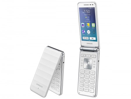 Снимки на Samsung Galaxy Folder G150N0