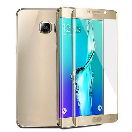 Цена Samsung Galaxy G935 S7 Edge закален стъклен протектор с пълно покритие на дисплея