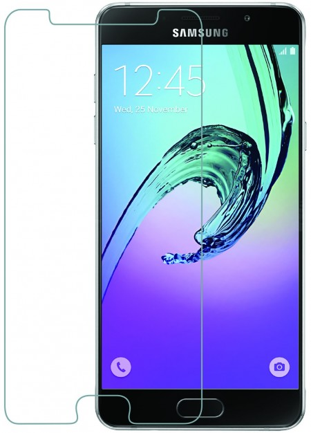 Стъклен Протектор за мобилен телефон Samsung Galaxy J5 J510 2016  закален стъклен протектор