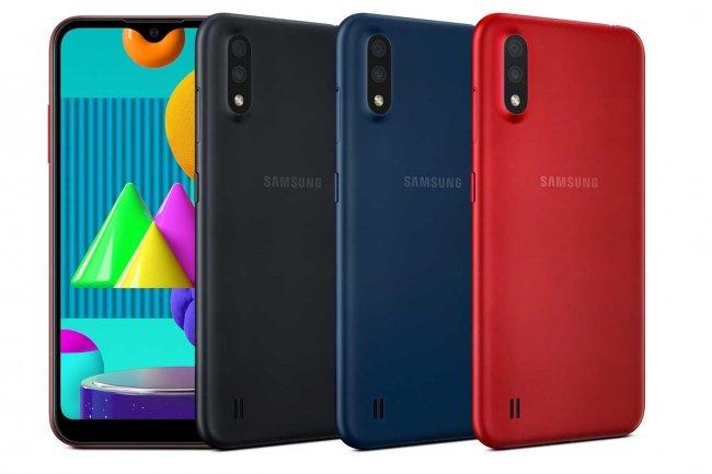 Samsung Galaxy M01 Dual