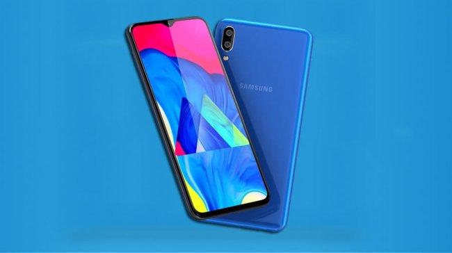 Samsung Galaxy M10 M105 DUAL Снимка