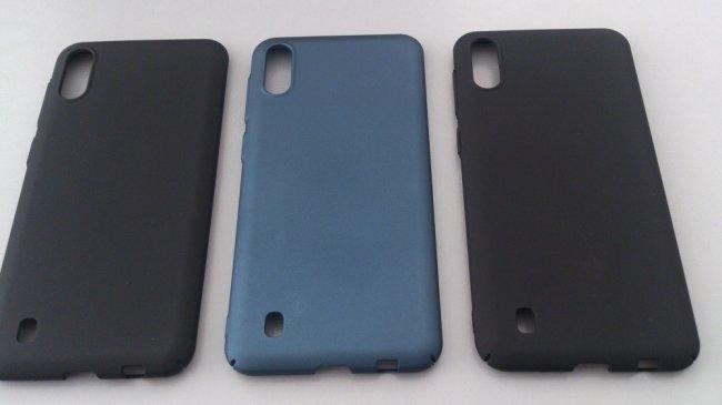 Калъф за Samsung Galaxy M10 Protect Case 360 - Твърд гръб за телефон