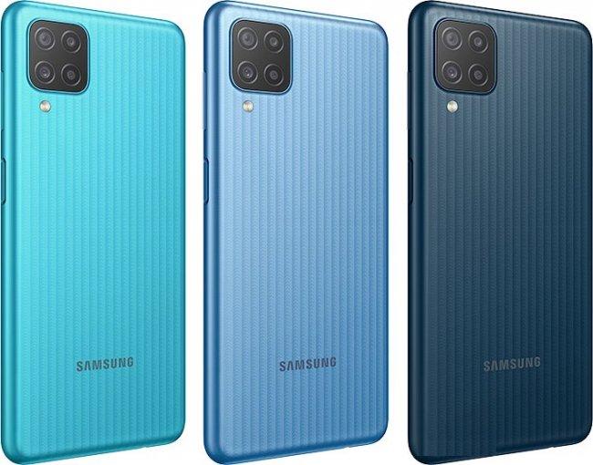Samsung Galaxy M12 M127 DUAL