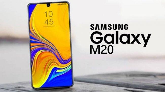 Смартфон Samsung Galaxy M20 M205 DUAL