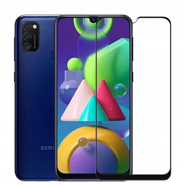 Стъклен Протектор за мобилен телефон Samsung Galaxy M21 стъклен протектор