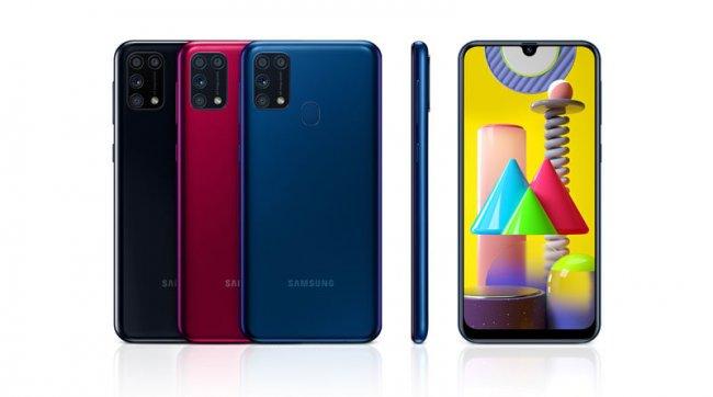 Цена на Samsung Galaxy M31 M315 DUAL