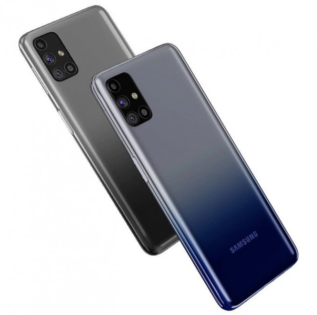 Смартфон Samsung Galaxy M31s M317 DUAL