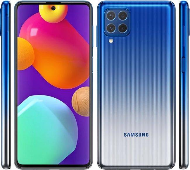 Смартфон Samsung Galaxy M62 M625 DUAL