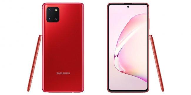 Цена на Samsung Galaxy Note 10 Lite N770 DUAL