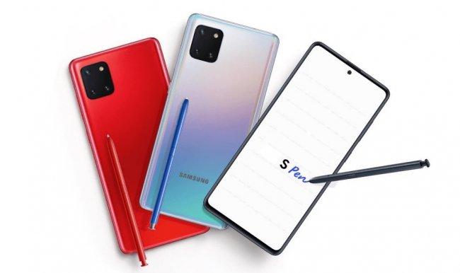 Samsung Galaxy Note 10 Lite N770 DUAL