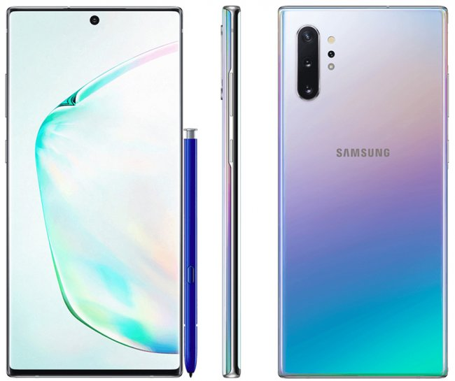 Смартфон Samsung Galaxy Note 10+ N975 DUAL