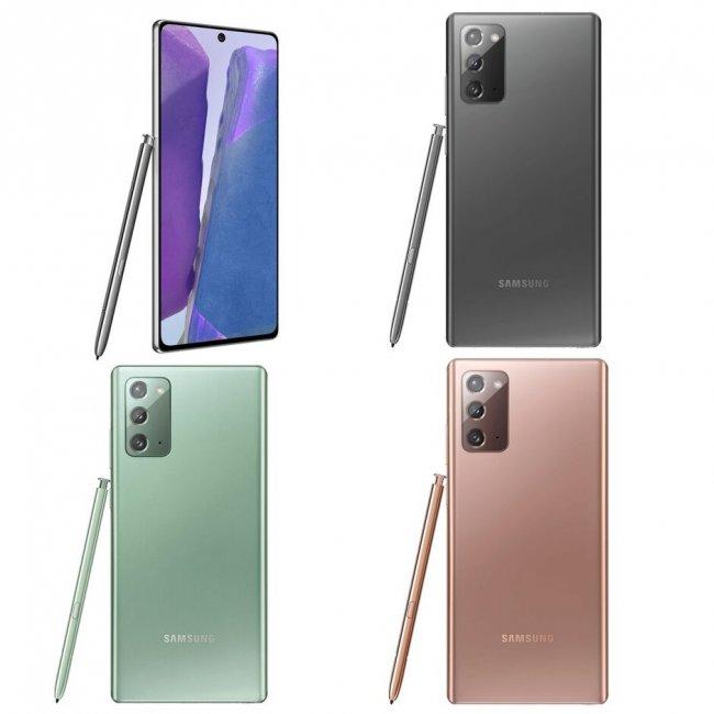 Смартфон Samsung Galaxy Note 20 N981 DUAL 5G