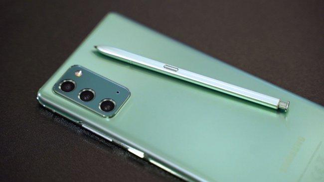 Цена на Samsung Galaxy Note 20 N981 DUAL 5G