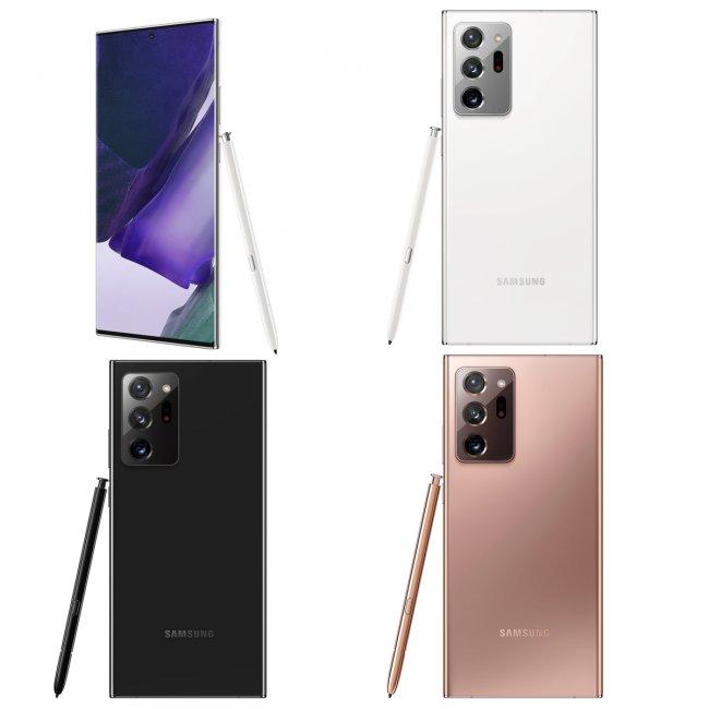 Samsung Galaxy Note 20 Ultra N986 DUAL 5G