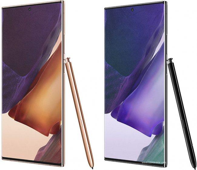 Снимки на Samsung Galaxy Note 20 Ultra N986 DUAL 5G