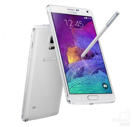 Снимки на Samsung Galaxy Note 4 N9100 Dual SIM