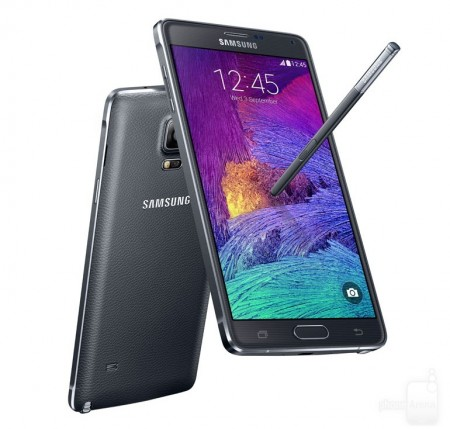 Снимка на Samsung Galaxy Note 4 N9100 Dual SIM