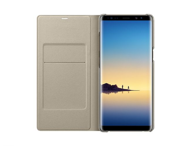 Samsung GALAXY NOTE 8 N950 LED VIEW COVER Снимка