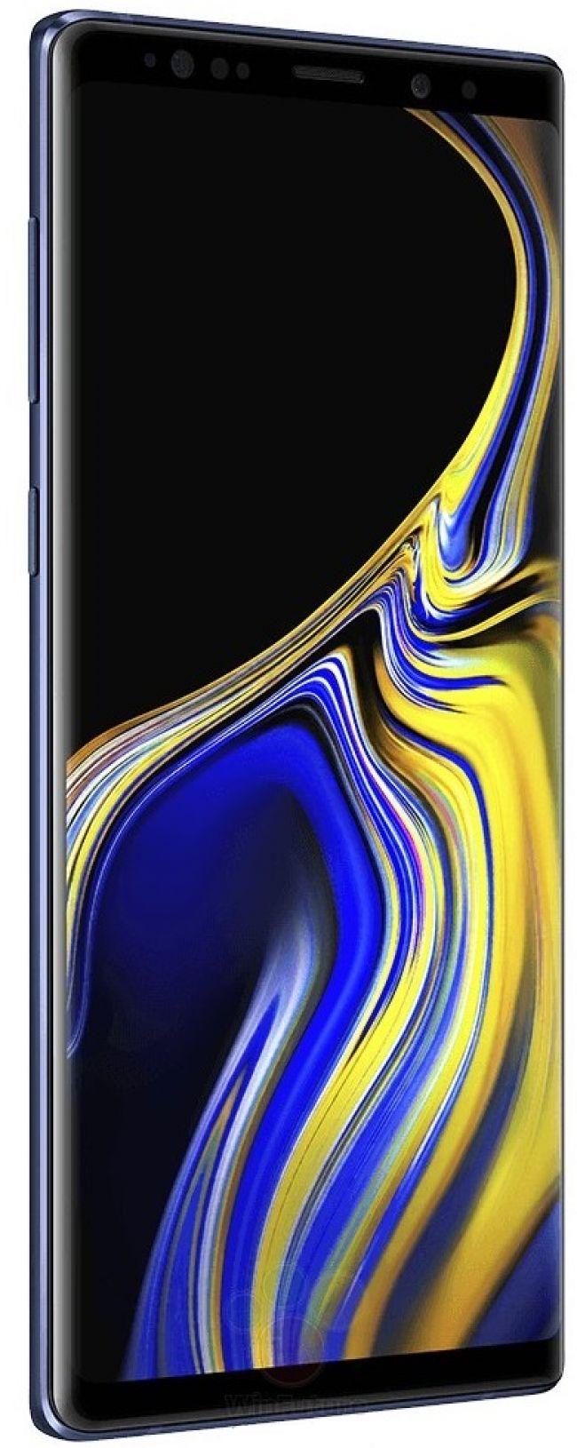 Снимки на Samsung GALAXY NOTE 9 N960 Dual