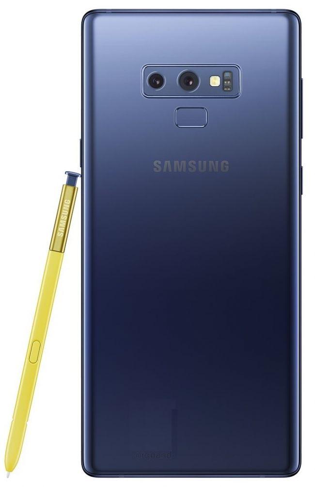 Снимка на Samsung GALAXY NOTE 9 N960 Dual