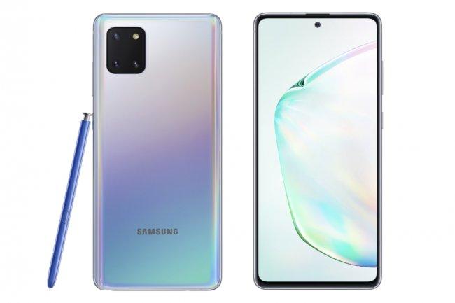 Смартфон Samsung Galaxy Note10 Lite