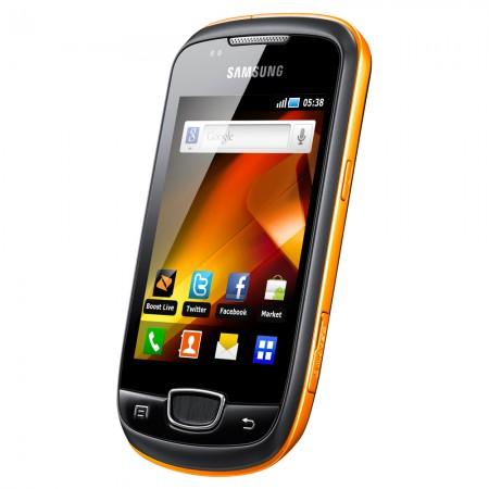 Снимки на Samsung Galaxy Pop Plus S5570i