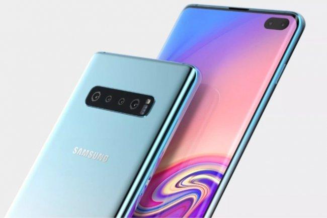 Снимки на Samsung Galaxy S10 5G G977B