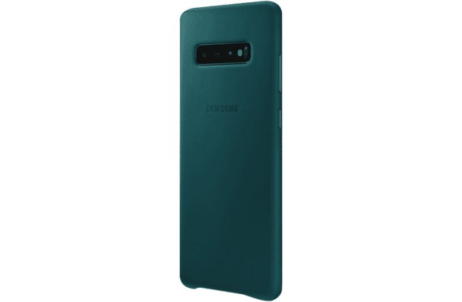 Цена Samsung Galaxy S10 G973 Leather Cover оригинален
