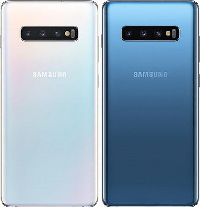 Samsung Galaxy S10+ G975 DUALSIM Снимка