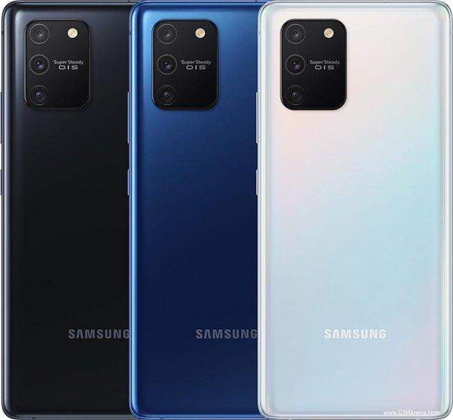 Смартфон Samsung Galaxy S10 Lite Dual