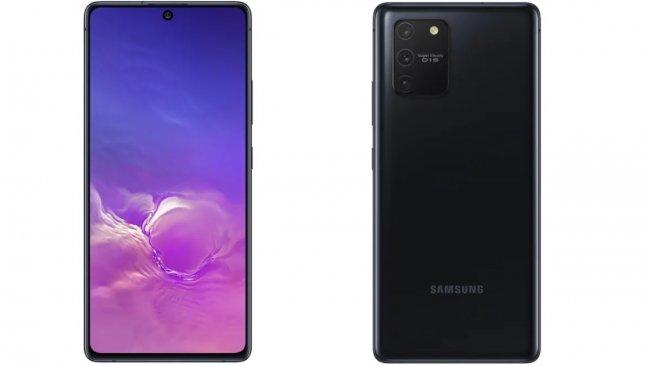 Снимки на Samsung Galaxy S10 Lite G770 DUAL