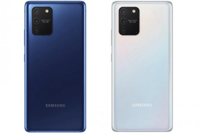 Снимка на Samsung Galaxy S10 Lite G770 DUAL