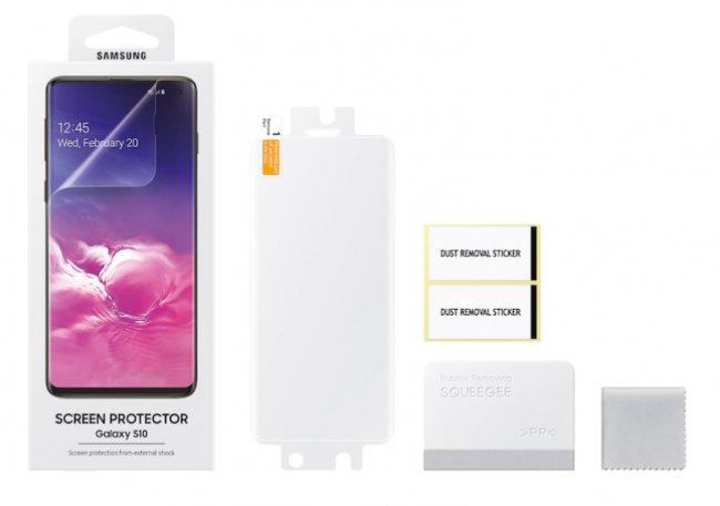 Защитно Фолио за Мобилни телефони Samsung Galaxy S10 Оригинален