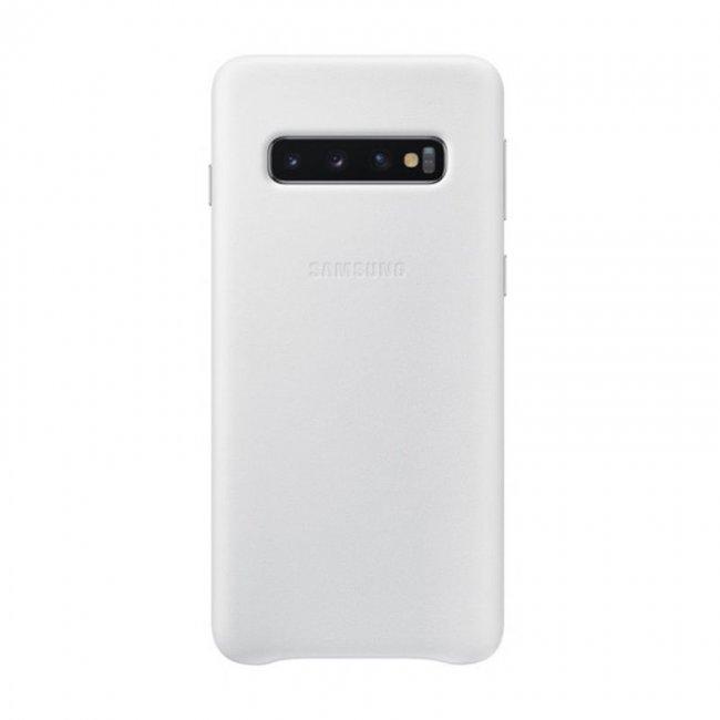 Калъф за Samsung Galaxy S10+ plus G975 Leather cover- оригинален