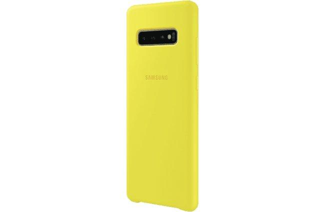 Калъф за Samsung Galaxy S10+ plus G975 Silicone cover- оригинален