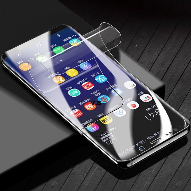 Защитно Фолио за Мобилни телефони Samsung Galaxy S10 Plus хидрогел пълно покритие