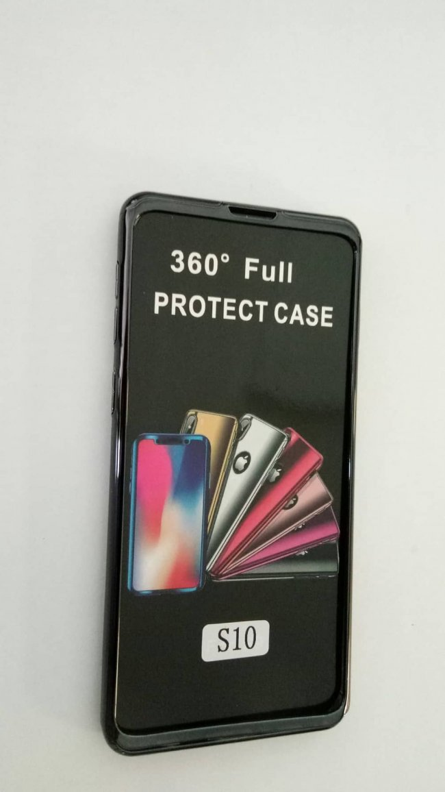 Калъф за Samsung Galaxy S10 Protect Case 360 гланц