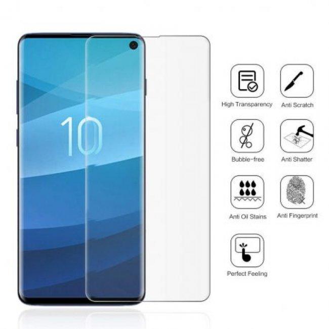 Стъклен Протектор за мобилен телефон Samsung Galaxy S10e Стъклен Протектор