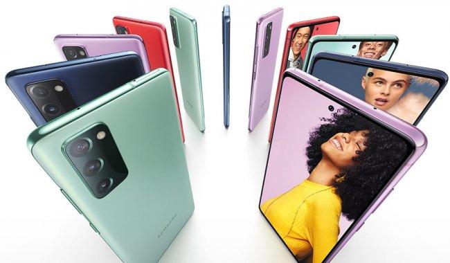 Снимка на Samsung Galaxy S20 FE G780 DUAL