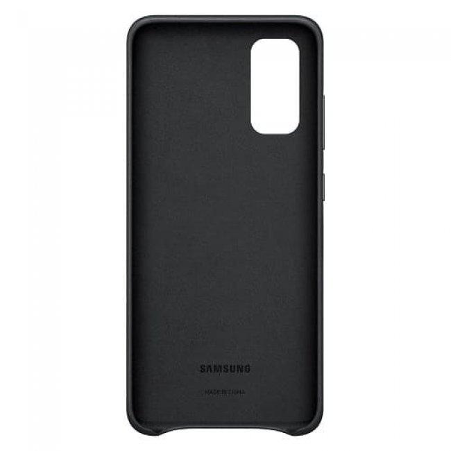 Samsung Galaxy S20 G980 Leather Cover Кожен оригинален