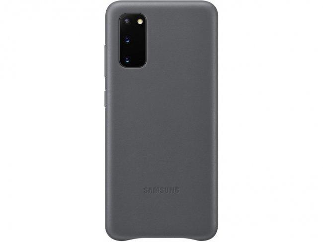 Калъф за Samsung Galaxy S20 G980 Leather Cover Кожен оригинален