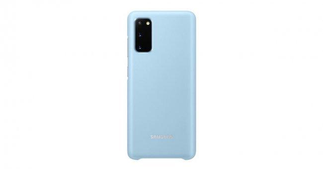 Снимки на Samsung Galaxy S20 G980 Smart LED Cover оригинален