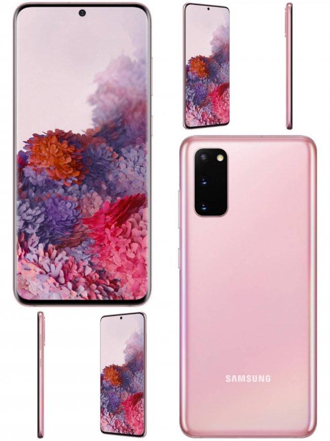 Цена Samsung Galaxy S20 G980F DUAL