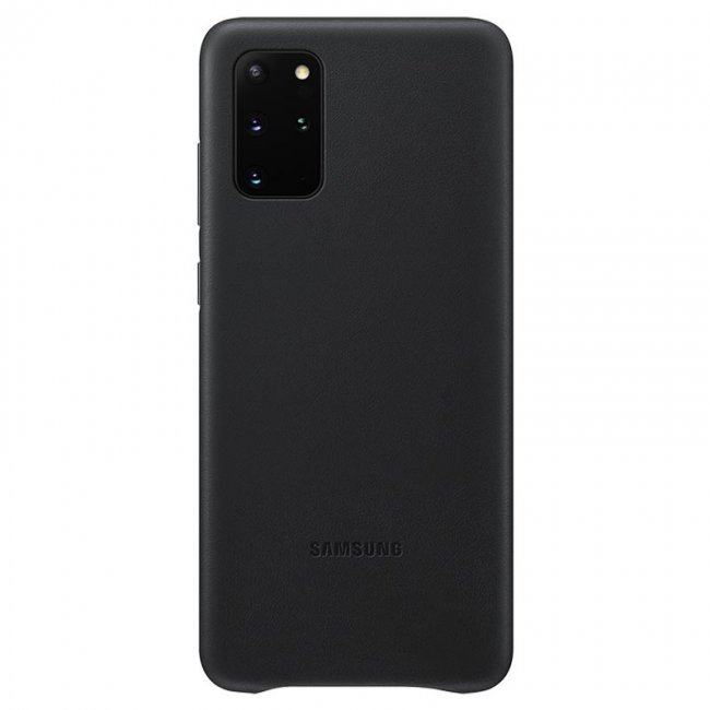 Калъф за Samsung Galaxy S20+ G985 Leather Cover Кожен оригинален