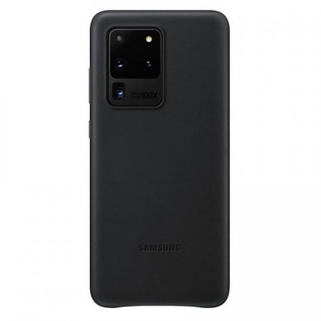 Калъф за Samsung Galaxy S20 Ultra G988 Leather Cover Кожен оригинален