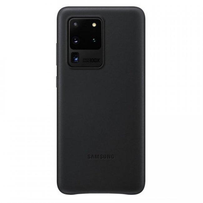 Samsung GALAXY S20 Ultra LEATHER COVER Кожен оригинален
