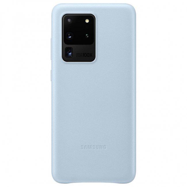 Цена на Samsung GALAXY S20 Ultra LEATHER COVER Кожен оригинален