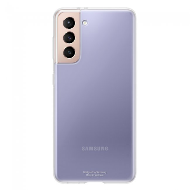 Калъф за Samsung Galaxy S21 Clear Cover