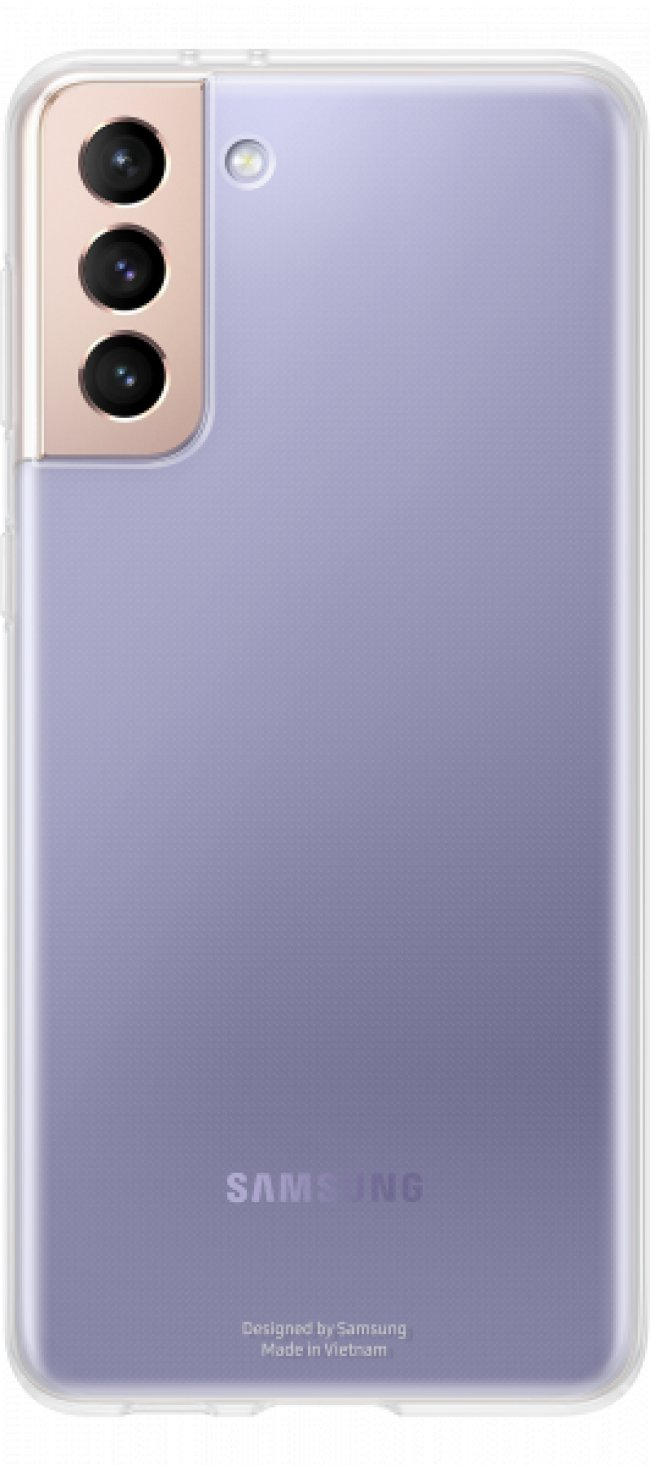 Калъф за Samsung Galaxy S21+ Clear Cover Transparent